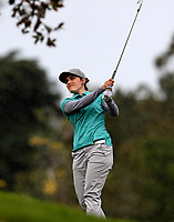 Jenna Hunter (NZL) during the Anita Boon Pro-Am, North Shore Golf Course, Auckland, New Zealand Thursday 21 September 2017.  Photo: Simon Watts/www.bwmedia.co.nz