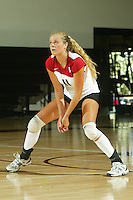 11 August 2005: Jessica Fishburn during picture day at Maples Pavilion in Stanford, CA.