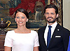 31.05.2015; Stockholm, Sweden: PRINCE CARL PHILIP AND SOFIA HELLQVIST <br />