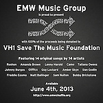 "- EMW Music Group is proud to present ""Shuffle"", its debut album with 100 % of the proceeds being donated to VH1 Save The Music Foundation featuring 14 original songs by 14 original artists - Amber Skye, Matt Balanger, Dan Godlin, Sam Nulton, Gliffics, Johnny Burgos, Bobby Brickstone, Amanda Stone (recent finalist on The Voice), Dan Godlin, Lenny Harold, Roshon, Camo, Freddie Cosmo, Guy Lockard available on June 4, 2013 at www.emwshuffle.org/VIP and at this site for more information. The party was on May 31, 2013 at Bobby's, New York City, New York. (Photo by Sue Coflin/Max Photos)"