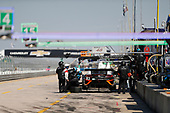 2017 IMSA WeatherTech SportsCar Championship<br /> Mobil 1 Twelve Hours of Sebring<br /> Sebring International Raceway, Sebring, FL USA<br /> Saturday 18 March 2017<br /> 93, Acura, Acura NSX, GTD, Andy Lally, Katherine Legge, Mark Wilkins pit stop<br /> World Copyright: Michael L. Levitt/LAT Images<br /> ref: Digital Image levitt_seb_0317-24734