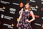 Natalia de Molina attends to the cocktail presentation of the XIX Malaga Film Festival at Circulo de Bellas Artes in Madrid. April 06, 2016. (ALTERPHOTOS/Borja B.Hojas)
