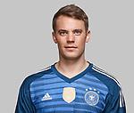 05.06.2018, Sportzone Rungg / Eppan, Eppan, ITA, Portraits DFB A-Nationalteam / Nationalmannschaft<br /> <br /> im Bild<br /> Manuel Neuer (Deutschland / GER #01), <br /> <br /> Foto &copy; nordphoto / Ewert aus DFB-Fotopool