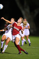 14 September 2007: Stanford Cardinal Morgan Redman during Stanford's 3-2 win in the Stanford Invitational against the Missouri Tigers at Maloney Field in Stanford, CA.