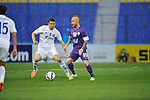 Pakhtakor vs Al Ain during the 2015 AFC Champions League Group B match on March 18, 2015 at the Pakhtakor Stadium in Tashkent, Uzbekistan. Photo by Stringer / World Sport Group