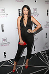 Singer Lily Lane Attends E!'s 2016 Spring NYFW Kick Off party at The Standard, High Line, Biergarten & Garden