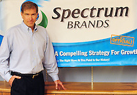 Dave Lumley, CEO of Spectrum Brands