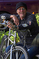 Gary Fisher..Fairfax , California ..April 2006.. pic copyright Steve Behr / Stockfile