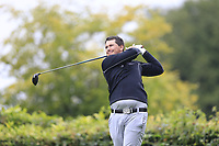 Colm Campbell (Warrenpoint) during the first round at the Mullingar Scratch Trophy, the last event in the Bridgestone order of merit Mullingar Golf Club, Mullingar, West Meath, Ireland. 10/08/2019.<br /> Picture Fran Caffrey / Golffile.ie<br /> <br /> All photo usage must carry mandatory copyright credit (© Golffile | Fran Caffrey)