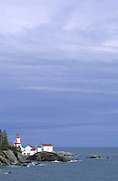 East Qyoddy Light, Campobello Island, Nova Scotia, Canada