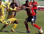 Atlético Huila cayó 0-2 ante Independiente Medellín por la fecha 9 del Clausura 2015, partido disputado  en el Centenario de Armenia