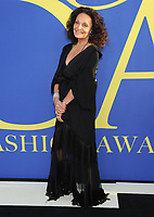 BROOKLYN, NY - JUNE 4: Diane von Furstenberg at the 2018 CFDA Fashion Awards at the Brooklyn Museum in New York City on June 4, 2018. <br /> CAP/MPI/JP<br /> &copy;JP/MPI/Capital Pictures