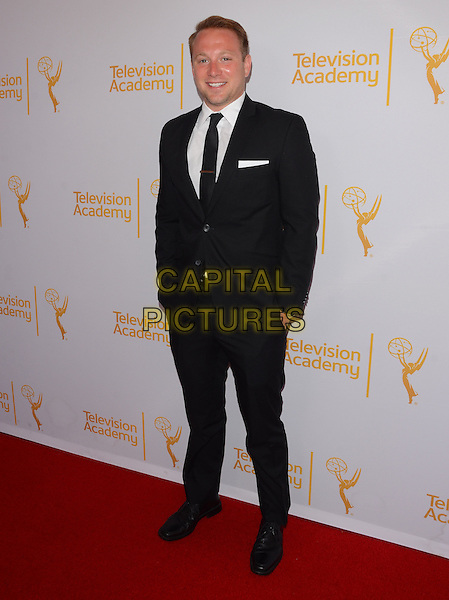 26 July 2014 - North Hollywood, California - Greg Golder. Arrivals for the Television Academy's 66th Los Angeles Area Emmy Awards held at the Leonard H. Goldenson Theatre in North Hollywood, Ca.  <br /> CAP/ADM/BT<br /> &copy;Birdie Thompson/AdMedia/Capital Pictures