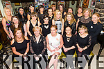 Lesley Harris from Tralee marrying William O Callaghan from Killarney on the 14th of March, Having a hen night surprise mystery tour around Kerry, starting at the Brogue Inn on Saturday