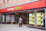 Currys digital shop, Colchester, Essex