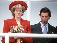 Prince Charles Princess Diana 1986<br /> Photo By John Barrett/PHOTOlink/MediaPunch
