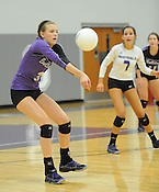 Volleyball: Springdale HS at Fayetteville