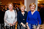 Peggy and Marie King with Bridie O'Sullivan, pictured at the Thanksgiving Dinner at The Rose Hotel, Tralee, on Thursday, November 23rd last.