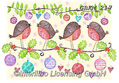 Kate, CHRISTMAS ANIMALS, WEIHNACHTEN TIERE, NAVIDAD ANIMALES, paintings+++++Christmas page 81,GBKM217,#xa#
