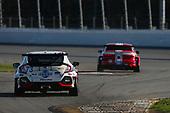 #73 LA Honda World Racing Honda Civic TCR, TCR: Shelby Blackstock, Colin Mullan, Mat Pombo