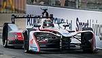 Edoardo Mortara of Switzerland from Venturi Formula E Team on track at the Formula E Non-Qualifying Practice 3 during the FIA Formula E Hong Kong E-Prix Round 2 at the Central Harbourfront Circuit on 03 December 2017 in Hong Kong, Hong Kong. Photo by Marcio Rodrigo Machado / Power Sport Images