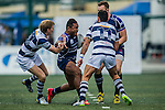 Taikoo Place Scottish Exile vs Natixis HKFC during the 2015 GFI HKFC Tens at the Hong Kong Football Club on 25 March 2015 in Hong Kong, China. Photo by Juan Manuel Serrano / Power Sport Images