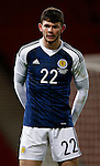 Oliver Burke of Scotland during the Vauxhall International Challenge Match match at Hampden Park Stadium. Photo credit should read: Simon Bellis/Sportimage