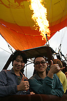 20100104 JL TNQ Jan 4  Hot Air Ballooning Gold Coast