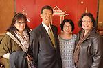 Ken Quan New York Life luncheon 2015, Chinatown,  San Francisco, CA