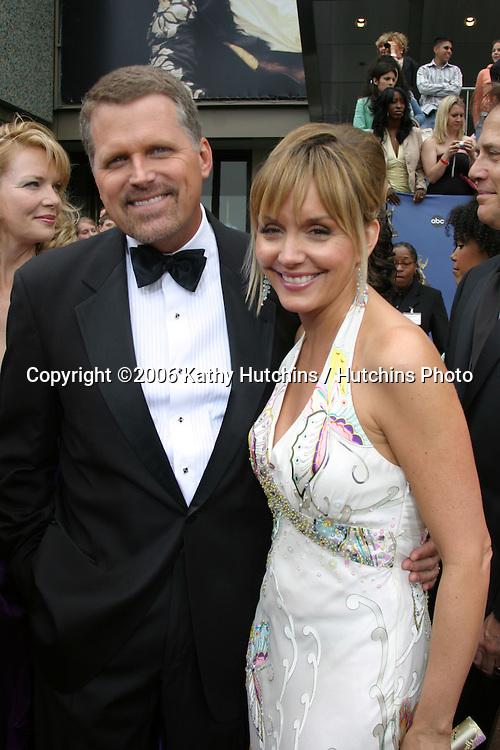 Robert Newman and wife Britt Helfer.33rd Daytime Emmy Awards.Kodak Theater.Hollywood & Highland.Los Angeles, CA.April 28, 2006.©2006 Kathy Hutchins / Hutchins Photo..