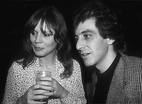 #MartheKeller #AlPacino 1977<br /> Premiere of Bobby Deerfield<br /> Photo By Adam Scull/PHOTOlink.net