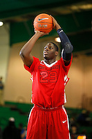 April 8, 2011 - Hampton, VA. USA; Anthony Bennett participates in the 2011 Elite Youth Basketball League at the Boo Williams Sports Complex. Photo/Andrew Shurtleff