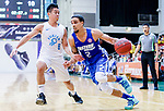 Marcus Ryan Elliott #2 of Eastern Long Lions goes to the basket against the Fukien during the Hong Kong Basketball League game between Fukien and Eastern Long Lions at Southorn Stadium on June 19, 2018 in Hong Kong. Photo by Yu Chun Christopher Wong / Power Sport Images