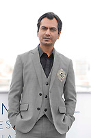 Nawazuddin Siddiqui attends the photocall for 'MANTO' during the 71st annual Cannes Film Festival at Palais des Festivals on May 14, 2018 in Cannes, France.<br /> CAP/GOL<br /> &copy;GOL/Capital Pictures