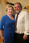 Cyril McCabe with his wife Barbara at his Suprise 60th in The Glenside Hotel...Photo NEWSFILE/Jenny Matthews.(Photo credit should read Jenny Matthews/NEWSFILE)....This Picture has been sent you under the condtions enclosed by:.Newsfile Ltd..The Studio,.Millmount Abbey,.Drogheda,.Co Meath..Ireland..Tel: +353(0)41-9871240.Fax: +353(0)41-9871260.GSM: +353(0)86-2500958.email: pictures@newsfile.ie.www.newsfile.ie.FTP: 193.120.102.198.