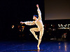 English National Ballet <br /> Emerging Dancer 2015 <br /> at Queen Elizabeth Hall, Southbank, London, Great Britain <br /> 23rd March 2015 <br /> <br /> <br /> <br /> Vitor Menezes in Nutcracker solo <br /> <br /> <br /> <br /> <br /> <br /> Photograph by Elliott Franks <br /> Image licensed to Elliott Franks Photography Services