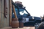 Land Rover Discovery 2 used by the Born Free Foundation as a show demonstrator. UK, Europe 2003. NO RELEASES AVAILABLE. Automotive trademarks are the property of the trademark holder, authorization may be needed for some uses. --- Info: In 2002 the Born Free Foundation became one of Land Rover's Global Sponsorship Partner's under its Fragile Earth policy. This policy shows Land Rover?s commitment to the environment through sponsorship of leading environmental organisations, the development of sustainable practices and technologies, and the company's Off-Road Code. Together Land Rover and Born Free are working to conserve wild animals and their habitats. This includes vehicle support in the UK, Kenya, Ethiopia, South Africa and Sri Lanka, as well as dealer promotions, staff incentives, PR and merchandise opportunities, plus a clothing allowance for field projects.