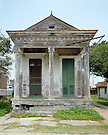 Shotgun House, New Orleans, Louisiana, 1999