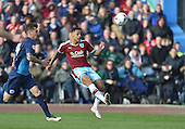 02/05/16 Sky Bet League Championship  Burnley v QPR<br /> Andre Gray lob flashes wide