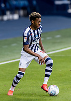 West Bromwich Albion's Grady Diangana breaks <br /> <br /> Photographer Andrew Kearns/CameraSport<br /> <br /> The EFL Sky Bet Championship - West Bromwich Albion v Fulham - Tuesday July 14th 2020 - The Hawthorns - West Bromwich <br /> <br /> World Copyright © 2020 CameraSport. All rights reserved. 43 Linden Ave. Countesthorpe. Leicester. England. LE8 5PG - Tel: +44 (0) 116 277 4147 - admin@camerasport.com - www.camerasport.com