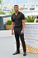 Michael B. Jordan at the photocall for &quot;Farenheit 451&quot; at the 71st Festival de Cannes, Cannes, France 12 May 2018<br /> Picture: Paul Smith/Featureflash/SilverHub 0208 004 5359 sales@silverhubmedia.com