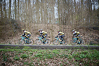 Ronde van Vlaanderen 2016 recon with Team LottoNL-Jumbo