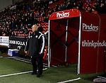 Brendan Tunnel security at Sheffield Utd - English League One - Sheffield Utd vs Burton Albion - Bramall Lane Stadium - Sheffield - England - 1st March 2016 - Pic Simon Bellis/Sportimage
