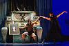 London, UK. 25.03.2016. balletLORENT's Snow White opens at Sadler's Wells Theatre for the Easter family weekend. Photo shows: Caroline Reece, Gavin Coward. Photo - © Foteini Christofilopoulou.