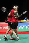 Chris Adcock and Imogen Bankier - Worlds 2011
