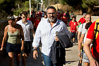 Representative of the Police of Palermo.<br />