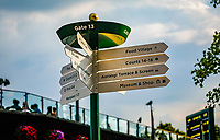 London, England, 5 th. July, 2018, Tennis,  Wimbledon, Ambiance<br /> Photo: Henk Koster/tennisimages.com