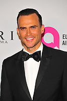 NEW YOKR, NY - NOVEMBER 7: Cheyenne Jackson at The Elton John AIDS Foundation's Annual Fall Gala at the Cathedral of St. John the Divine on November 7, 2017 in New York City. <br /> CAP/MPI/JP<br /> &copy;JP/MPI/Capital Pictures