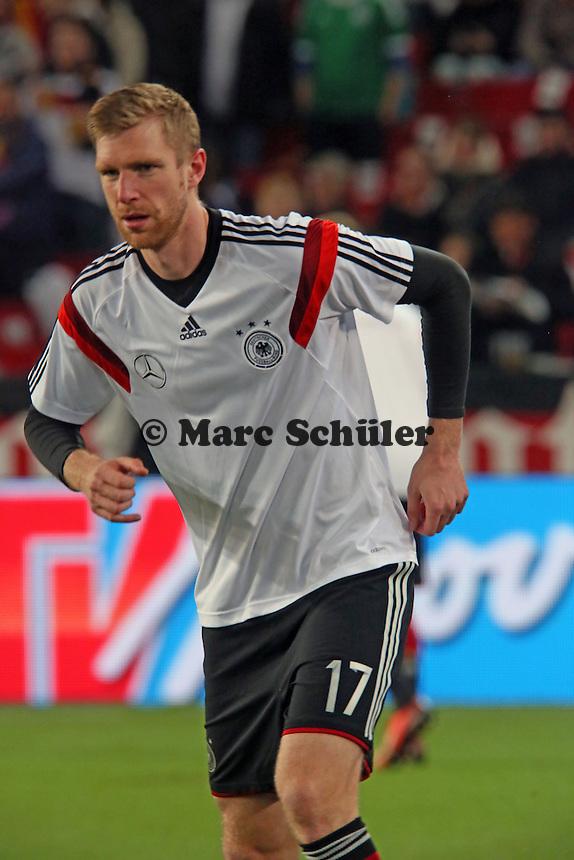 Per Mertesacker (D) - Deutschland vs. Chile, Mercedes-Benz Arena Stuttgart