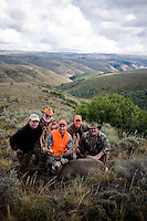 Outdoor Life, Kessler Canyon Hunt..John Snow, Executive Editor and Hunter.Guy Flynn, Guide (black hair, sideburns).Drew Bowles, Guide (blonde hair, hat).Dave Massey, Guide (mustache, mule deer hunt).Larry Mangin, Guide (beard, mule deer hunt).Richard Kessler, Resort Owner (green shirt in gun photos with snow).Martha Kessler, Richard's Wife.Mark Kessler, Son.Christian Arocho, Chef.Bryan McDaniel, Chef.Steve Lamboy, Gun rep, General Manager Italian Shotgun Company.Jason Cox,  Bird Guide (Goatee, dark brown hair, bird hunt).Scott Bodamer, Bird Guide and Dog Trainer (clean shave, bird hunt guide)Hunting mule deer, chucker, and pheasant with Outdoor Life's executive Editor, John Snow at Kessler Canyon Ranch, Debeque, Colo.